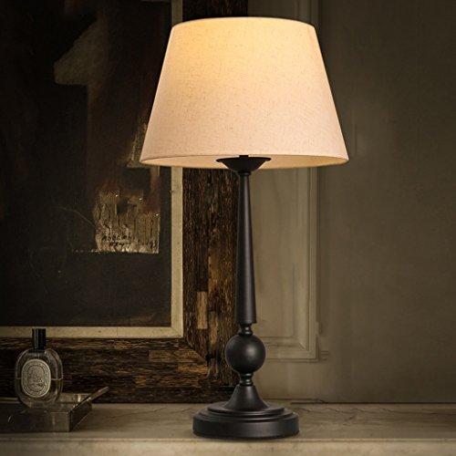 Bonne chose lampe de table Lampe de table à la chambre à coucher Pastoral Retro European Living Room Lampe de table décorative Lampe murale