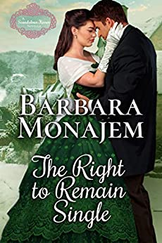 The Right to Remain Single: A Ghostly Mystery Romance Novella by [Barbara Monajem]