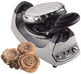VillaWare V2009 UNO Petite Flower Gravity Waffle Maker