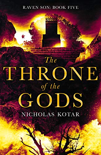 The Throne of the Gods (Raven Son Book 5)