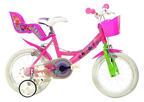 dino 144R-Tro - Bicicletta Trolls