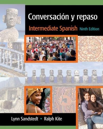 Conversacion y repaso: Intermediate Spanish (with Audio CD) (World Languages)