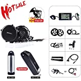 Bafang BBS01B 250W Mid Drive Kit Bike Conversion Kit Electric Bicycle Motor Electric