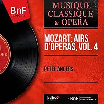 Mozart: Airs d'opéras, vol. 4 (Mono Version)