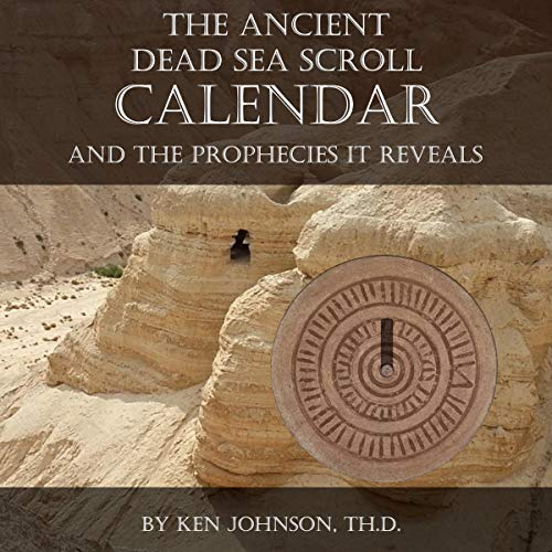 『The Ancient Dead Sea Scroll Calendar』のカバーアート