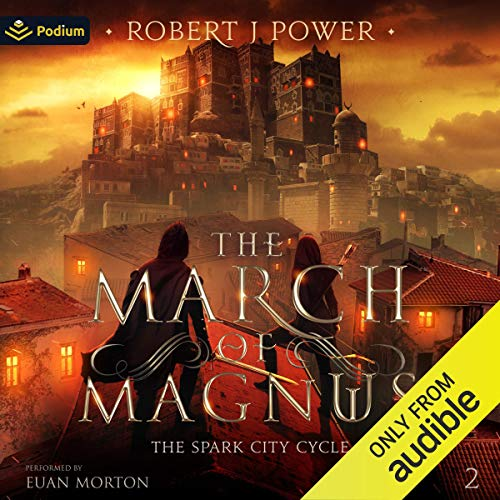 The March of Magnus cover art