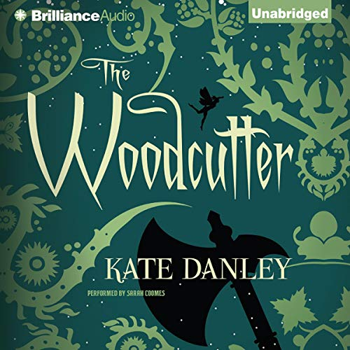 The Woodcutter audiobook cover art