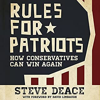 Rules for Patriots audiobook cover art
