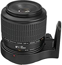 Canon MP-E 65mm f/2.8 1-5X Macro Lens for Canon SLR Cameras International Version (No Warranty)