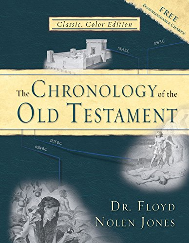 Chronology of the Old Testament, The
