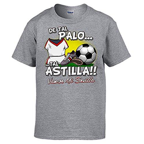 Diver Camisetas Camiseta De Tal Palo Tal Astilla Sevilla fútbol