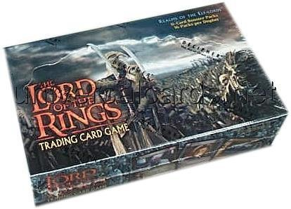 Lord of the Rings Trading Card Game: Realms of the Elf-Lords Booster Box [Toy]