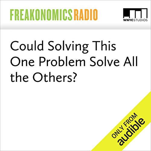 Could Solving This One Problem Solve All the Others? audiobook cover art