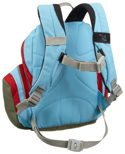 SALEWA Kinder Kinderrucksack Tom Bp, light blue/dusky green, 6, 5 liters, 00-0000004724