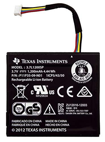 Batteria per TI Nspire CX / TI Nspire CX CAS / TI 84 Plus Silver Edition C / TI Nspire / TI Nspire CAS