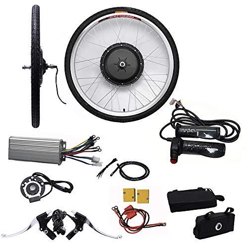 Kit de conversión de bicicleta eléctrica para bicicleta eléctrica, 36 V, 250 W