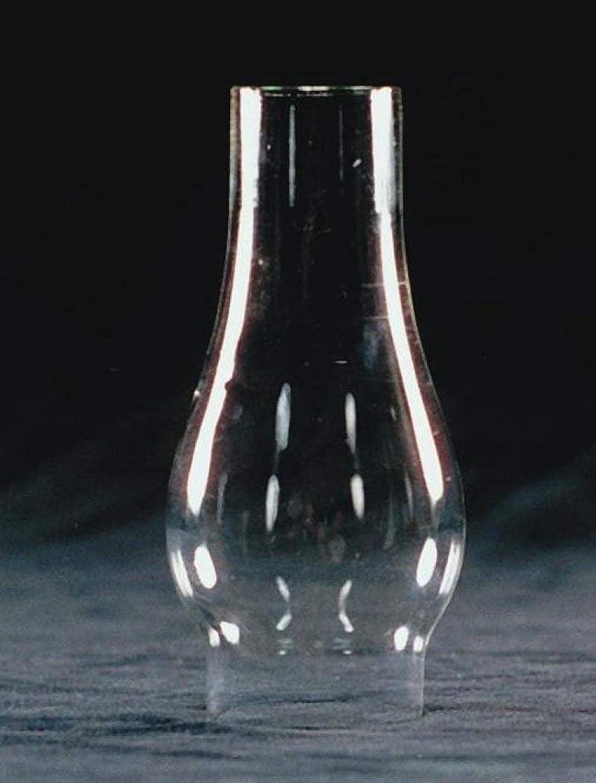 B & P Lamp Supply Inc Clear Chimney 1 5/8 x 4 1/2