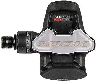 Look Pedales KÉO Blade Carbon TI Ceramic NEG, Deportes y Aire Libre, Negro