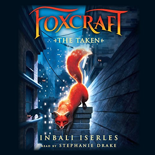 Foxcraft #1 audiobook cover art
