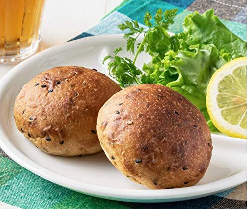 低糖質パン 糖質制限 糖質オフ パン ふんわりブランパン ごま 低糖質 パン ブラン 小麦ふすま フスマ粉 糖質カット 食物繊維 食事制限 置き換え ロカボ