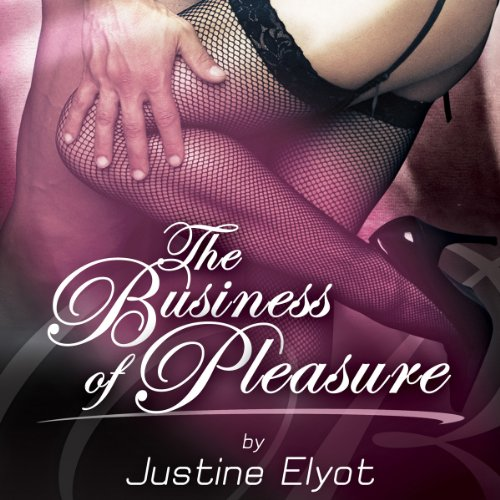 The Business of Pleasure audiobook cover art