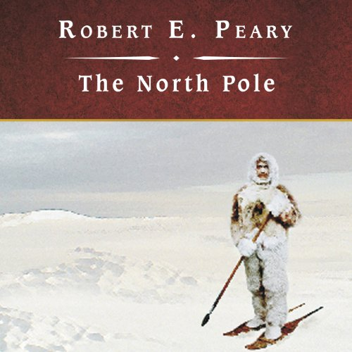The North Pole audiobook cover art