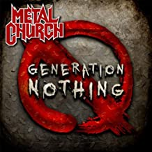 Metal Church - Generation Nothing [Japan CD] RBNCD-1157