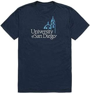 University of San Diego Toreros NCAA Institutional Tee T-Shirt