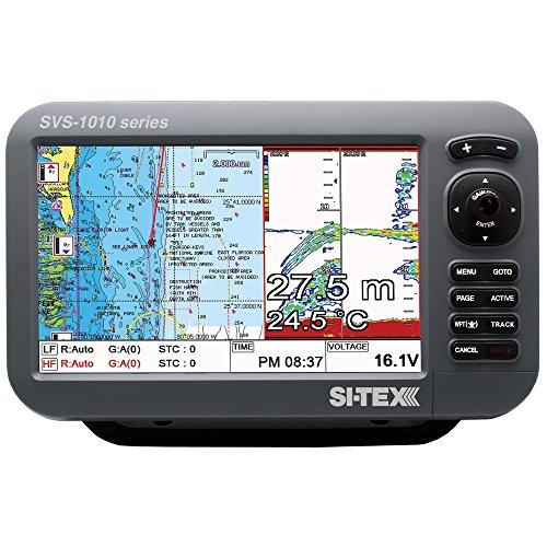 Best Buy! Si-tex SVS-1010CF-E 10 Chartplotter/Sounder Combo w/External [SVS-1010CF-E]
