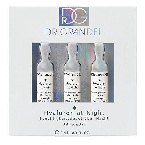 Dr. Grandel Feuchtigkeitsspendende und verjüngende Gesichtsmaske, 1er Pack(1 x 3000 ml)
