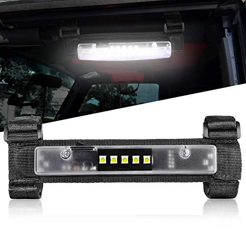 FreeTec 15 Zoll breiter R/ückspiegel mit 1.75 Zoll Klemmung kompatibel f/ür ATV UTV Polaris RZR800 1000 XP900 1000 S Konvexer R/ückspiegel
