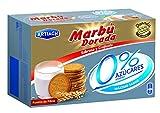 Artiach - Galletas Marbu 0% Azucares, 400 g - [pack de 4]