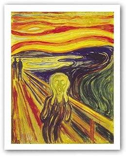 The Scream by Edvard Munch 20