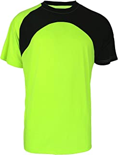 Urimoser Mens Athletic T-Shirts Moisture Wicking Breathable Sport Short Sleeve Tee