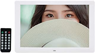 Digital Photo Frame,12.1 inch Narrow Border 1280 * 800 High Resolution LED MP3 / MP4 Player Multi-Function Advertising Dig...