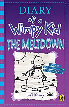 Diary of a Wimpy Kid: The Meltdown (Book 13) by [Jeff Kinney]