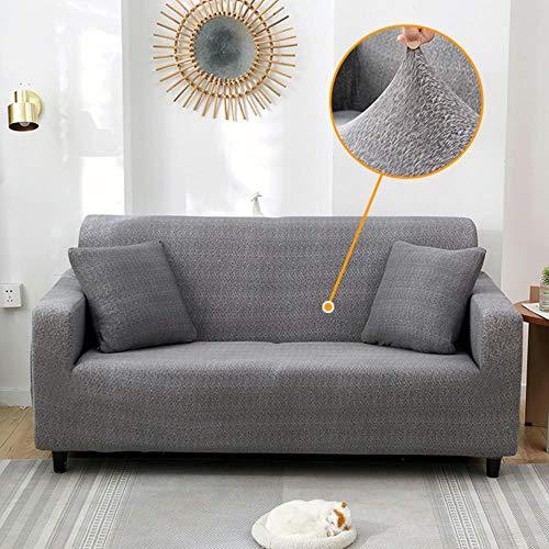 KKDIY Sofabezug Elastic Sofa Schonbezüge Sofabezüge für Wohnzimmer Sofa Sitzbezug Sofa Handtuchbezug Möbel Schonbezug-Farbe 31,4-Sitzer (235-300 cm), China