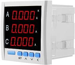 InLine 43117/Multim/ètre avec capteur de temp/érature et Mesure par Transistor