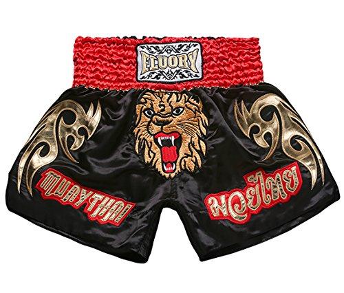 FLUORY Muay Thai Fight Shorts, MMA...