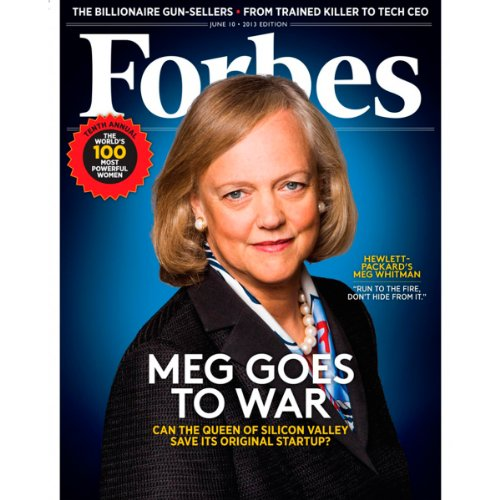 Forbes, May 27, 2013 audiobook cover art