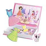 Puzzle Kinder Magnetpuzzle , Pädagogisches Spielzeugpuzzle Puzzleset Kinderpuzzle Lernspielzeug für Jungen und Mädchen ab 3 4 5 Jahren.