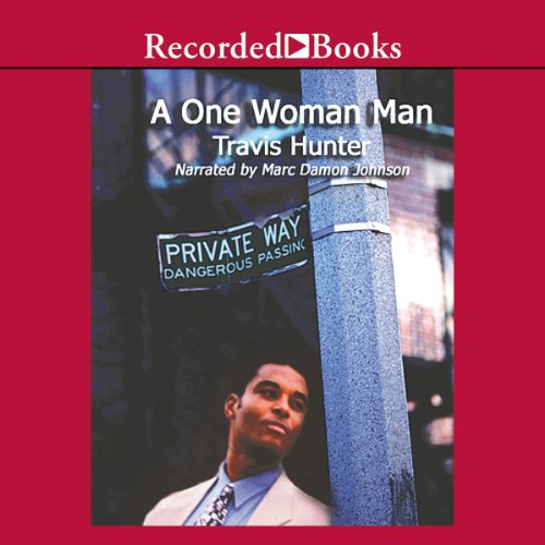 One Woman Man audiobook cover art