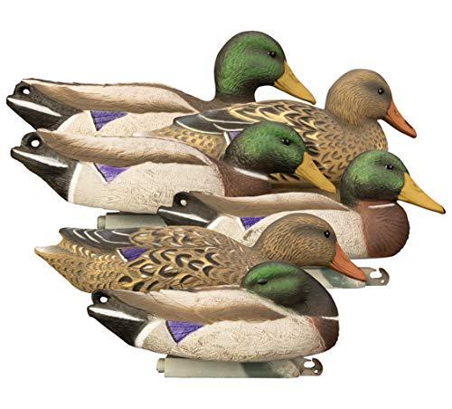 Higdon Outdoors Full-Size Mallard Duck Decoy, Multicolor