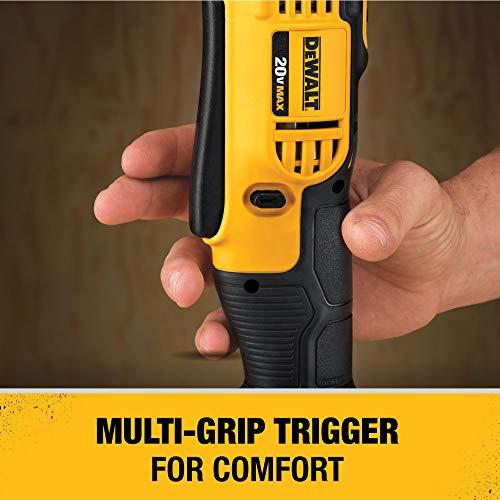 DEWALT 20V MAX Right Angle Drill, Cordless, Tool Only (DCD740B)