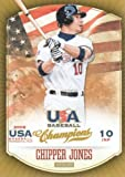 2013 USA Baseball Champions #14 Chipper Jones
