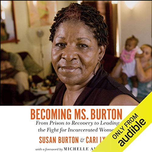 Becoming Ms. Burton audiobook cover art