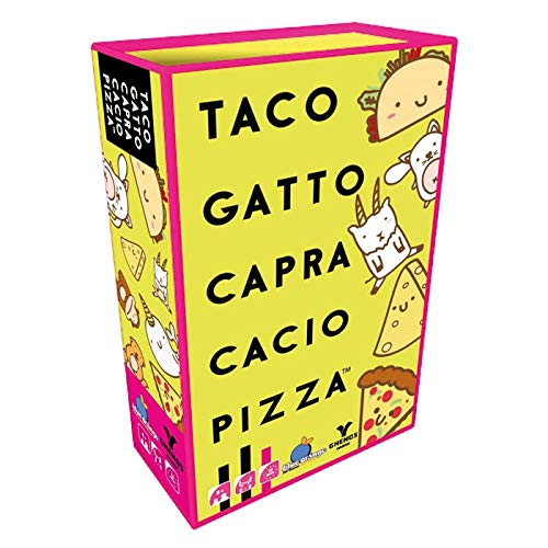 Ghenos Games Taco Gatto Capra Cacio Pizza, 1