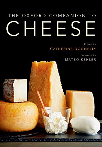 Image of The Oxford Companion to Cheese (Oxford Companions)