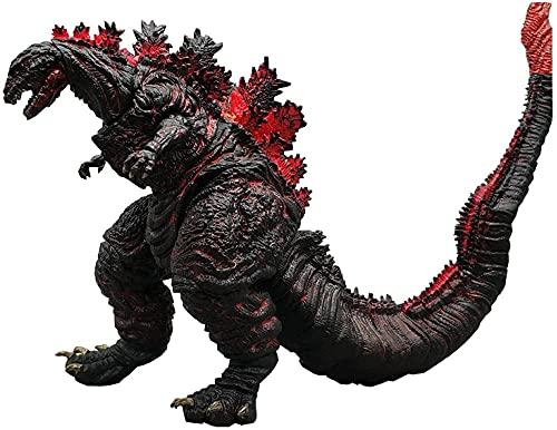 Figura de Godzilla Modelo Godzilla Monster Dinosaur 2019 muñeca móvil de Juguete King of Monsters 22Cm High Resintoys Regalos para niños