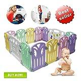 Parque para bebés Centro de actividades para niños Patio de juegos de...